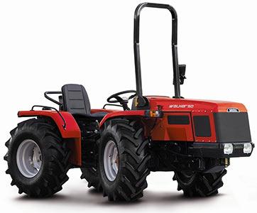 Трактор компактный изодиаметрический (Walker 40 (50) Hi-Line)