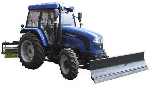 Трактор (Foton TD)
