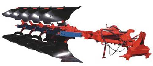 Плуг 4-5-ти корпусной оборотный модульный для каменистых почв (ПО-(4+1)-40)