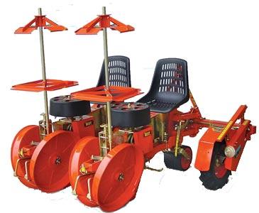 Машина для пересадки саженцев (Texdrive)