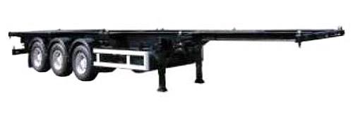 Полуприцеп-контейнеровоз (СЗАП-9915)