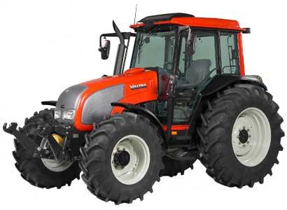 Трактор сельскохозяйственный (Valtra A)