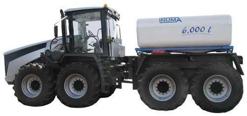 Трактор сельскохозяйственный общего назначения (Т 860)
