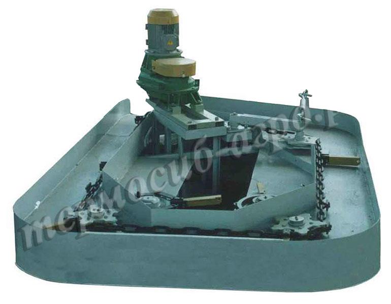 Транспортер горизонтальный (ТСН-160)