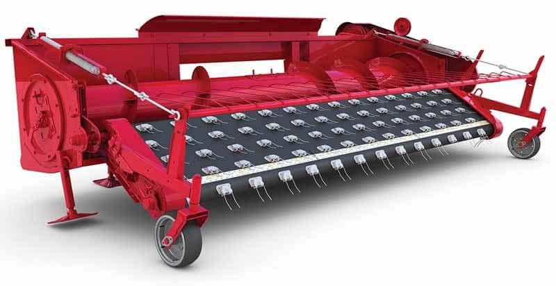 Платформа-подборщик для зерноуборочного комбайна (Swa Pick 340/430)