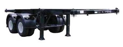 Полуприцеп-контейнеровоз (СЗАП-9905)