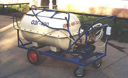 Опрыскиватель для защищенного грунта (ОЗГ-400В)