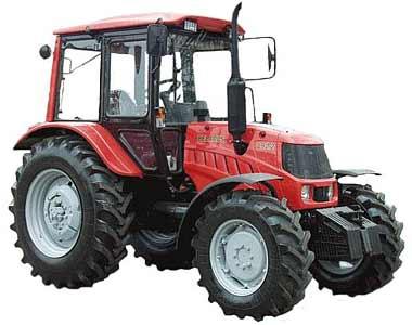 Трактор универсальный (МТЗ 800)