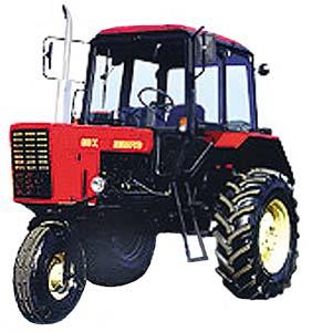 Трактор специализированный (МТЗ 80Х)