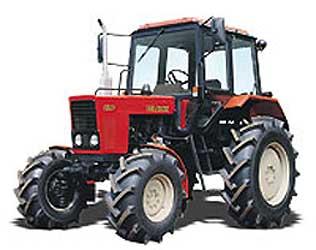 Трактор специализированный (МТЗ-82Р)