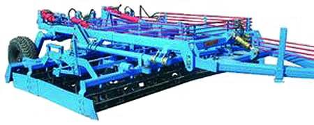 Агрегат для подготовки почвы (APS-3,6)