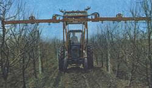 Машина для обрезки ветвей (МКО-3)