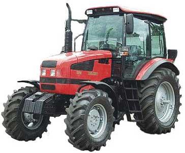 Трактор универсально-пропашной (МТЗ-1523)