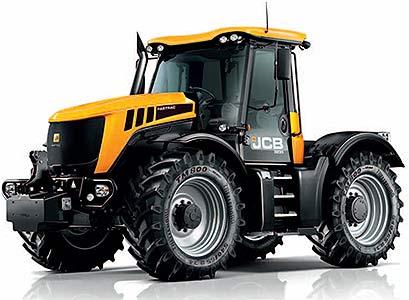 Трактор сельскохозяйственный (Fastrac 3000 Xtra)