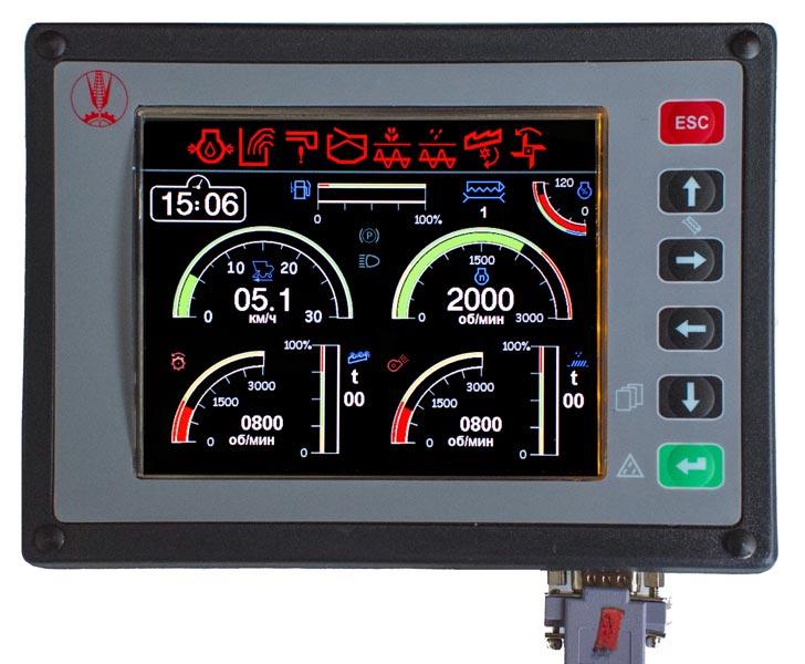 Система информационно-управляющая бортовая (БИУС)