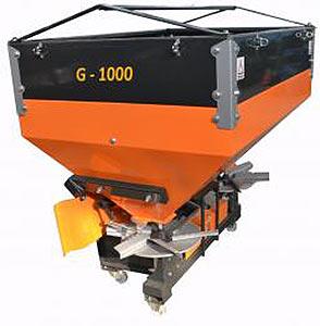 Разбрасыватель минеральных удобрений двухдисковый (G-1000)