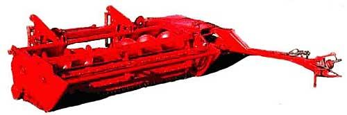 Косилка-плющилка прицепная КПП-4,2 (Палессе CT42)