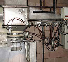 Дозатор в зашивные мешки (АД-50СМ)