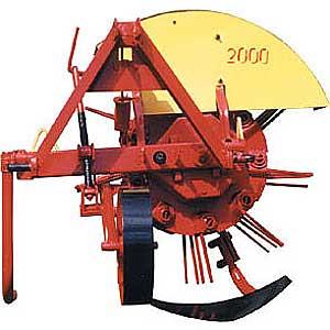 Картофелекопатель (КТН-1Б)