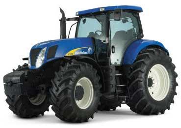 Трактор универсальный (New Holland T 7000)