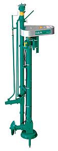 Насос для навозоудаления вертикальный (Agi-Pompe)