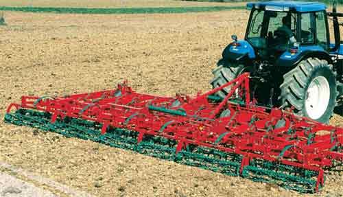Культиватор для предпосевной обработки почвы (Kverneland TLC/TLD)