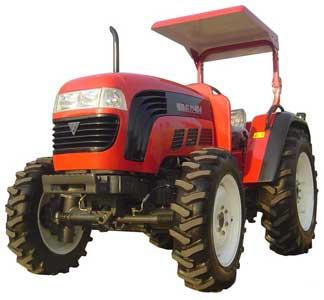 Трактор (Foton FT-40)