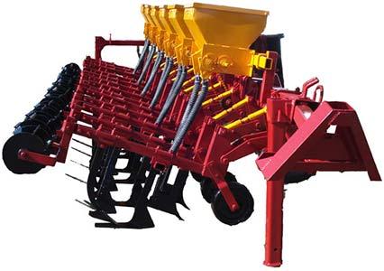 Культиватор для междурядной обработки почвы (УСМК)