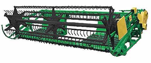 Жатка зернобобовая встречно-поточная (ЖБВ-4,2)