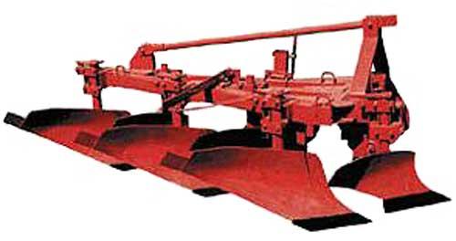 Плуг 3-х корпусный тракторный навесной (ПД-3-35 (Л-118))