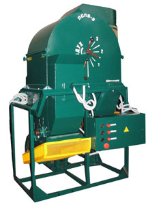 Пневмосепаратор с поворотными барьерами (ПСПБ)