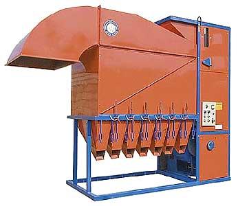 Сепаратор зерна многофункциональный безрешетный (Алмаз-С)