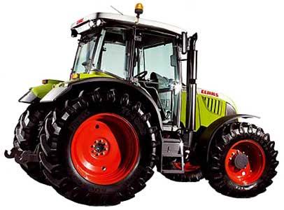 Трактор (Ares 500)