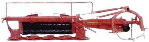 Косилка-плющилка (BRC 225/90)