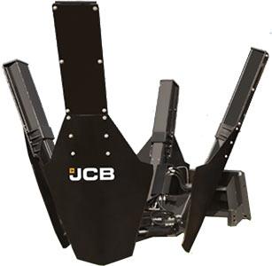 Машина для пересадки деревьев (JCB)