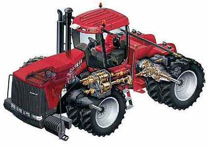 Трактор (Steiger)