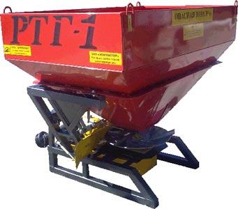 Разбрасыватель минеральных удобрений (РТГ-1)