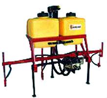 Агрегат для ленточного внесения пестицидов и удобрений (APD-12)