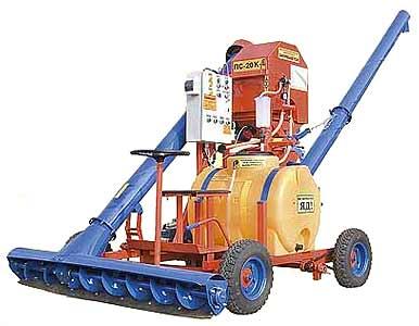 Протратравливатель семян камерный (ПС-20К-4)