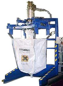 Дозатор в мешки «Big-Bag» (АД-1тСМ)