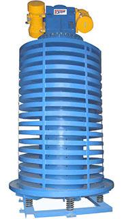 Конвейер вибрационный охлаждающий (Farmet D)