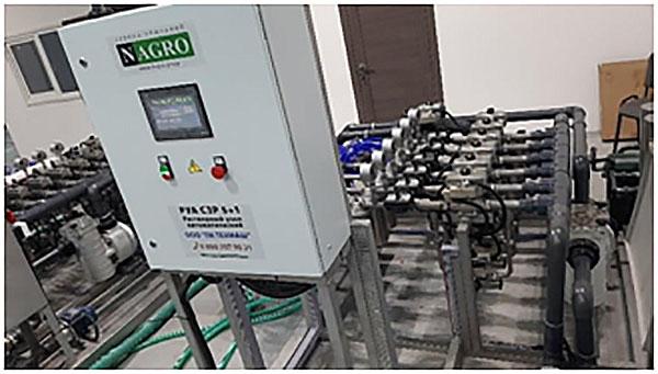 Дозатор автоматический точный (АТД СЗР 6)