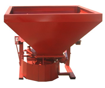 Рассеиватель соляно-песчаных смесей (РПД-0,5)