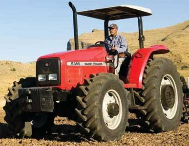 Трактор (MF 5300)