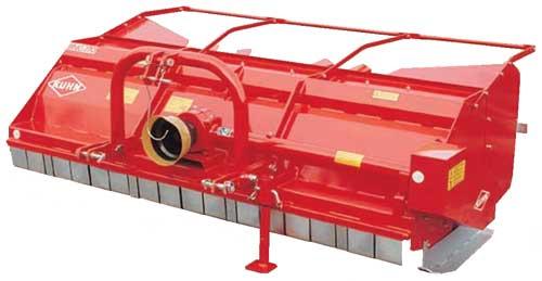 Мульчирователь полевой с горизонтальным ротором (Kuhn BNG)