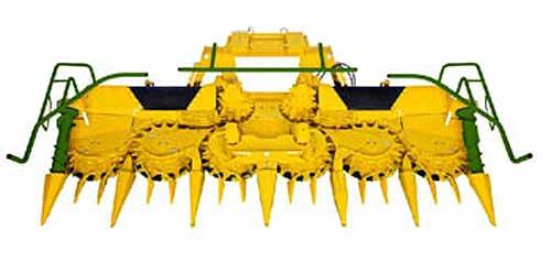 Жатка кукурузная для кормоуборочных комбайнов (Kemper 300)