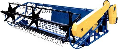 Жатка зернобобовая модернизированная (ЖЗБ-4,2М (5М))