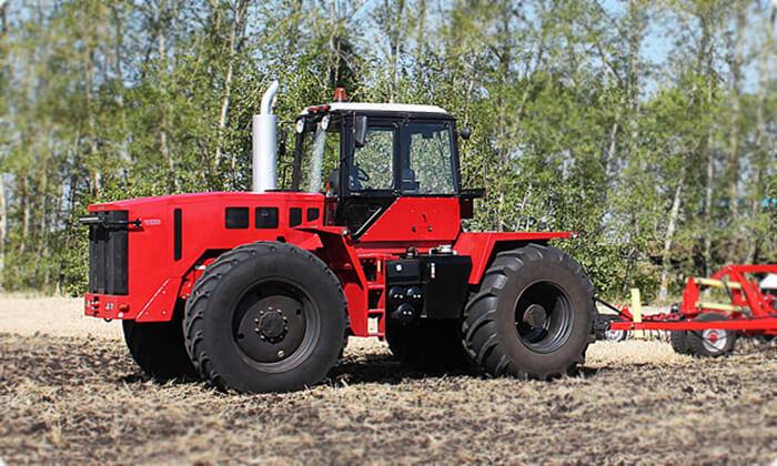 Трактор колёсный (Т-360)