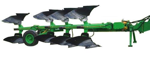 Плуг 4-х корпусной оборотный полунавесной с пневмогидрозащитой (ПОПГ-4-40)