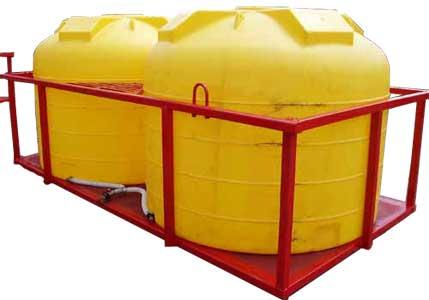 Ёмкость для перевозки жидкости (Агро-Тех)